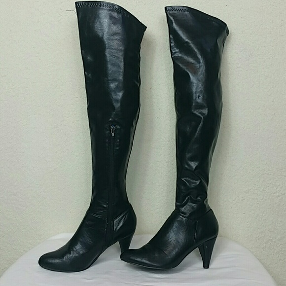 Chinese Laundry Shoes - Chinese laundry over the knee boots